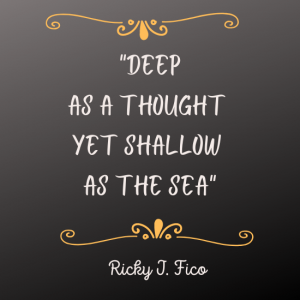 Thoughts by Ricky Fico